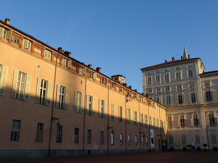 Torino, Palazzo Chiablese - Foto Giorgio Blanco © FAI - Fondo Ambiente Italiano