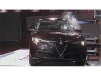 Crash-Test Euro Ncap: cinque stelle per l'Alfa Romeo Stelvio