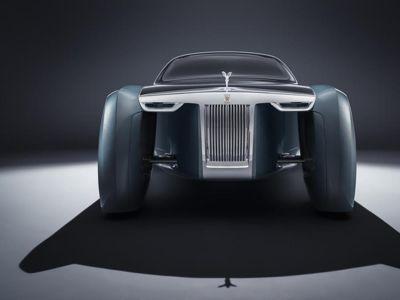 Le auto del futuro di Mini e Rolls-Royce|