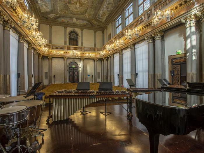 Venezia, Palazzo Pisani, Conservatorio Benedetto Marcello - Foto Maurizio Frisoli © FAI - Fondo Ambiente Italiano