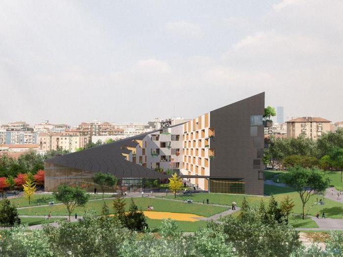 A Milano arriva Corte Verde, il progetto di Stefano Boeri con Arassociati