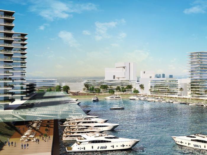 Shangai marina, il masterplan di Gala (e il team italiano) che ha vinto il concorso