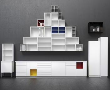 Boffi e ikea accorciano il gap tra la cucina componibile e - Strutture mobili cucina ikea ...