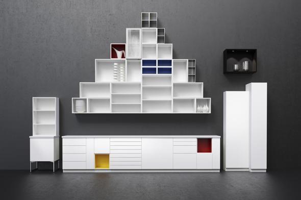Boffi e Ikea accorciano il gap tra la cucina componibile e quella su ...