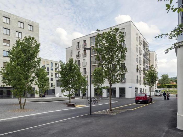 Cluster House a Zurigo, vincitore del  Premio Speciale della giuria - Progetto:  Duplex -  Foto: Johannes Marburg