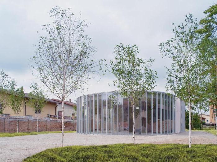 Centro per l'aggregazione giovanile a Quistello (Mn) (completata) - Progetto: Mario Cucinella, Marco Dell'Agli (coordinamento progetto) - Foto: Geraldina Bellipario