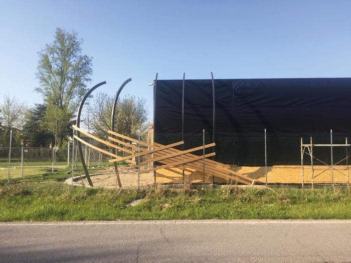 Scuola di danza a Reggiolo (Re) (completata) - Progetto: Mario Cucinella, Marco Dell'Agli (coordinamento progetto) - Foto:  MCA Archive