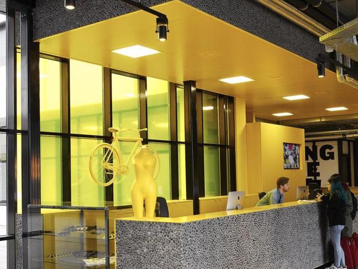 Lo Student hotel di Amsterdam City