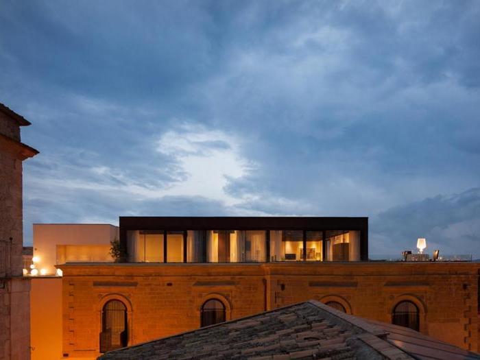 Alba Palace Hotel a Favara (Ag) - Progetto: Gaetano Manganello Architrend Architecture - Foto: Salvatore Gozzo