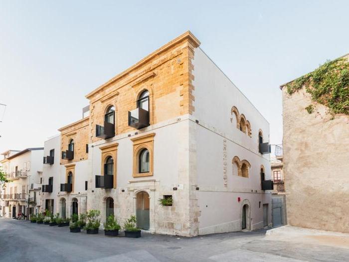 Alba Palace Hotel a Favara (Ag) - Progetto: Gaetano Manganello Architrend Architecture
