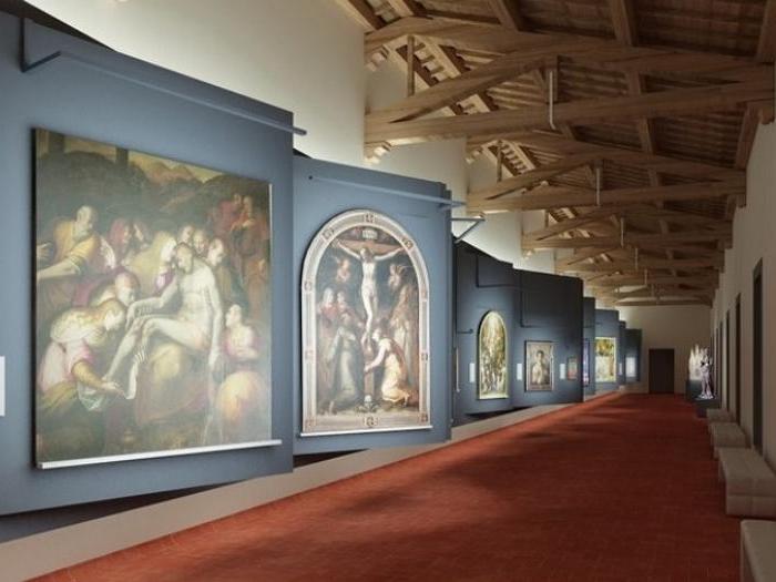 Apre A Firenze Il Nuovo Museo Degli Innocenti Con Il