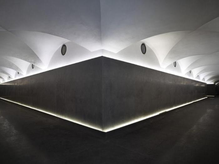 Il nuovo Museo degli Innocenti,  Firenze - Progetto: Ipostudio
