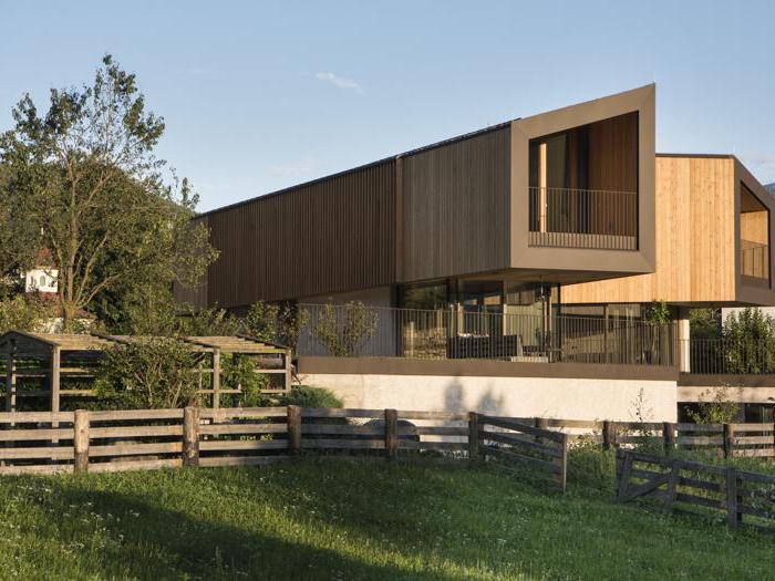 Casa Rubner a Chienes (Bz) – Progetto: Architekturbouro Hitthaler – Foto: Stefano Scatà