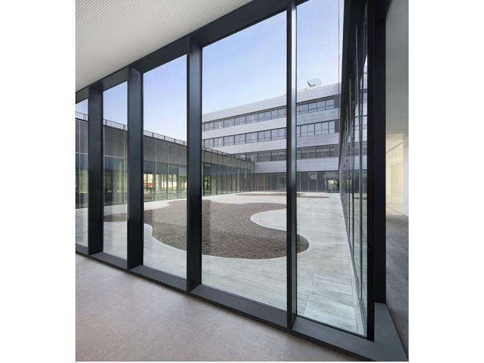 Sede Siemens a Milano - Progetto: Gianandrea Barreca e Giovanni La Varra - Foto: Barreca & La Varra (Copyright Carola Merello)
