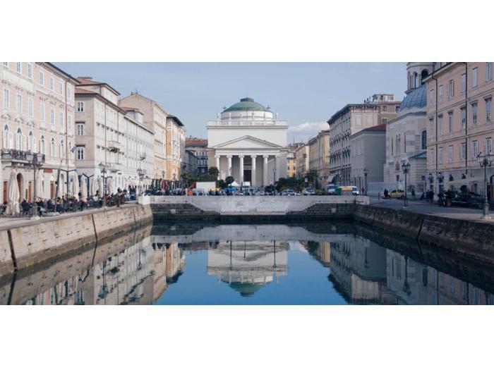 Riqualificazione di piazza Sant'Antonio a Trieste – Progetto: Studio Bradaschia