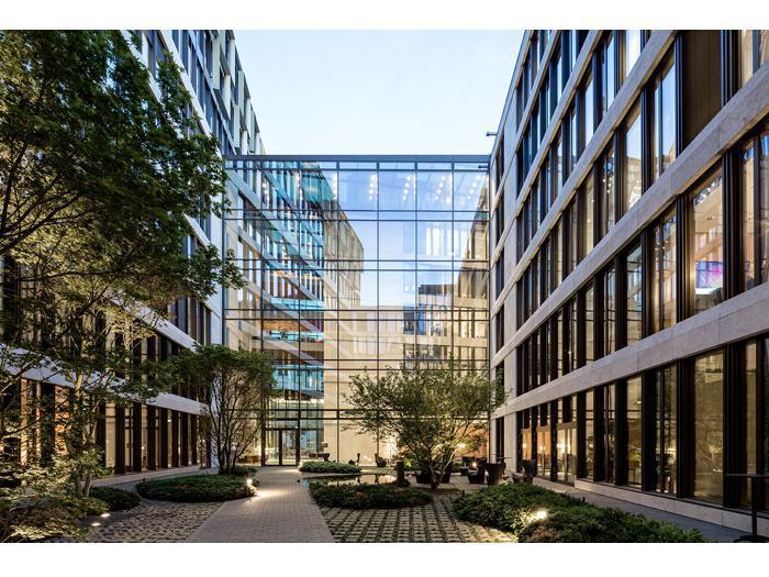 Edificio Nove (Monaco, Germania) - Progetto: Antonio Citterio Patricia Viel - Foto: Rainer Taepper