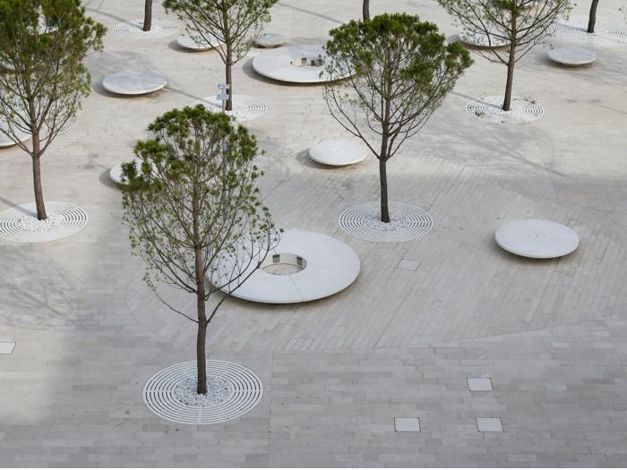 Piazza del Cinema, Lido di Venezia – Progetto: C+S Architects – Foto: C+S Architects
