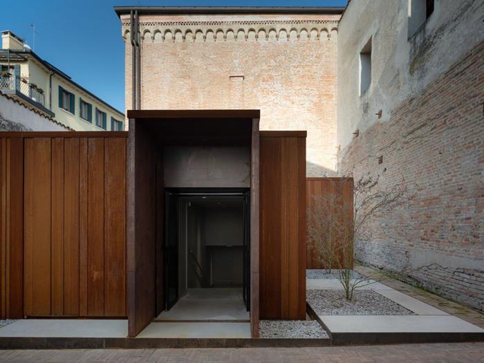 Musei civici di Santa Caterina a Treviso - Progetto: Gherardi Architetti - Foto: Marco Zanta