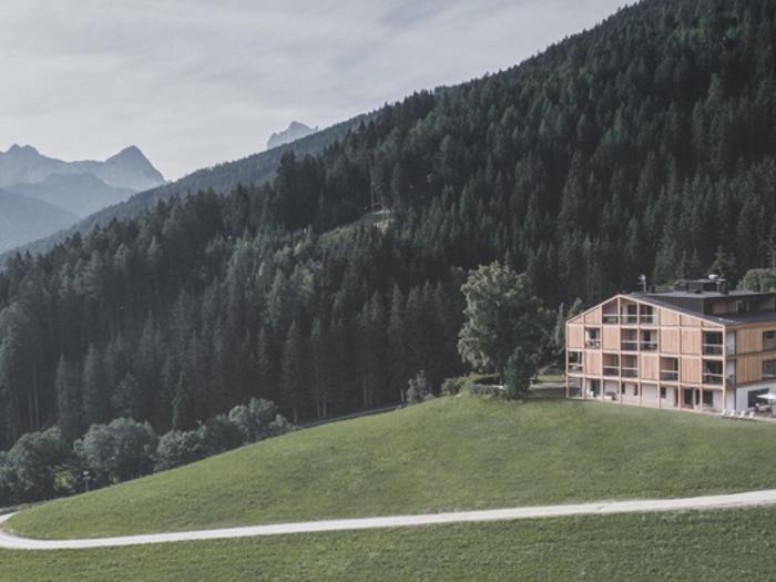 Hotel Gailerhof Welsberg a Welsberg (Bz), Alto Adige -  Progetto: HOI