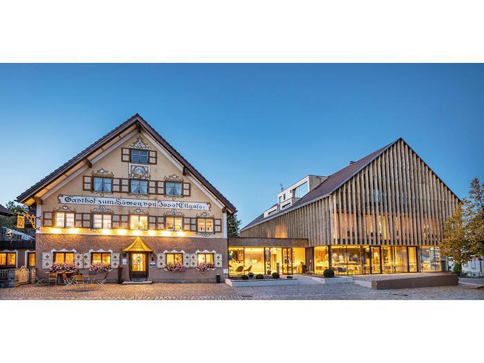Ellgass Allgaeu Hotel ad Argenbuehl (Germania) – Progetto: Markus Tauber Architectura