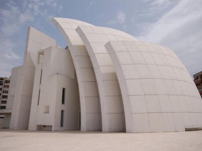 Il Giubileo (anche) in periferia: 12 chiese di design che vale la ...