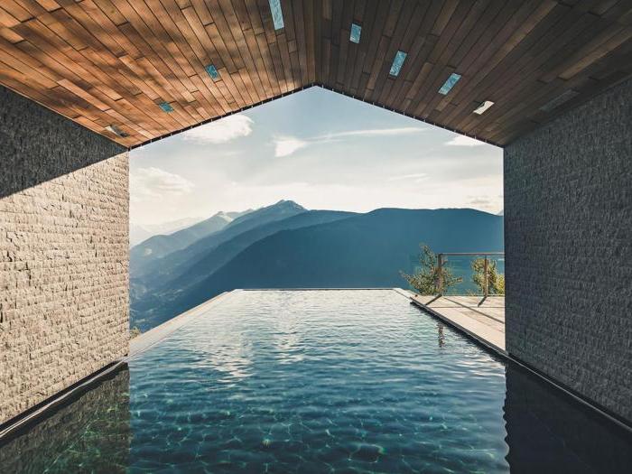 Ampliamento del Boutique-Hotel Miramonti ad Avelengo, Merano (Bz) - Progetto di Tara Architekten (Heike Pohl e Andreas Zanier) - Foto: Tiberio Sorvillo
