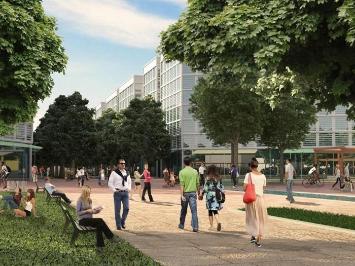Il progetto dell'investimento immobiliare Milano4you promosso dall'immobiliare Red - Progetto: studio Sagnelli Associati