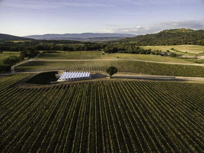 Pavillon de la photographie, Chateau La Coste, Aix-en-Provence (Fr) - Progetto: RPBW - Foto: we are content(s)