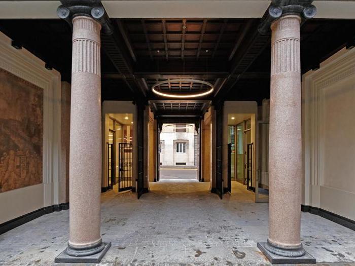 Palazzo Carducci 14 - Proprietario e committente: Bnp Paribas Reim - Progetto di ristrutturazione: Il Prisma - Foto: Il Prisma
