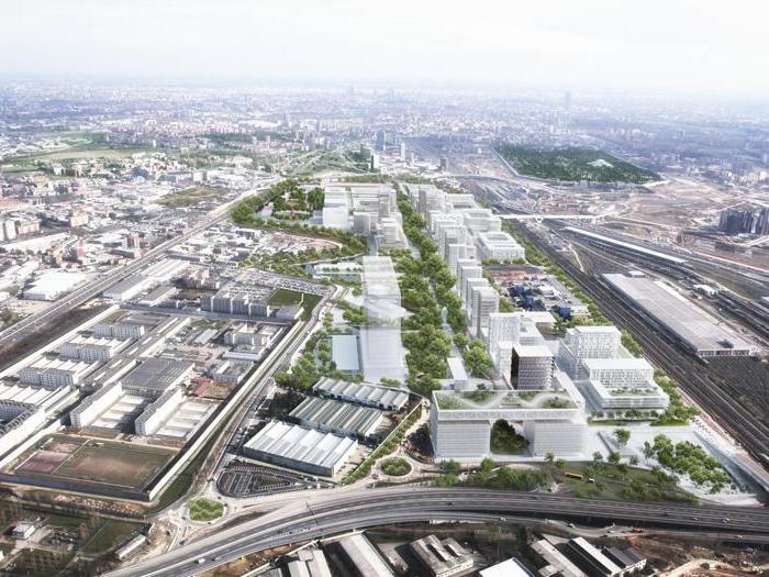 Il campus dell'Università Statale di Milano firmato Carlo Ratti nell'area dell'Expo