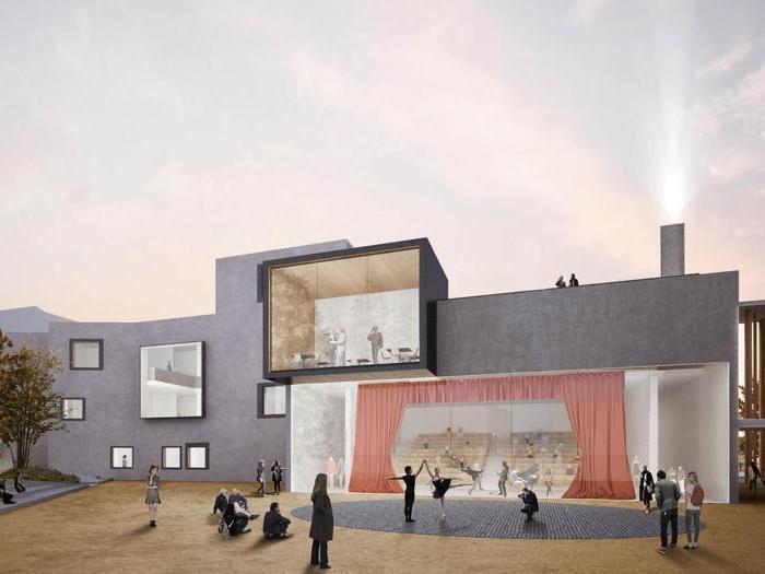 Ufficio Progetti Architetti Associati : Ad alghero e bono ss le scuole di quartiere firmate bargone