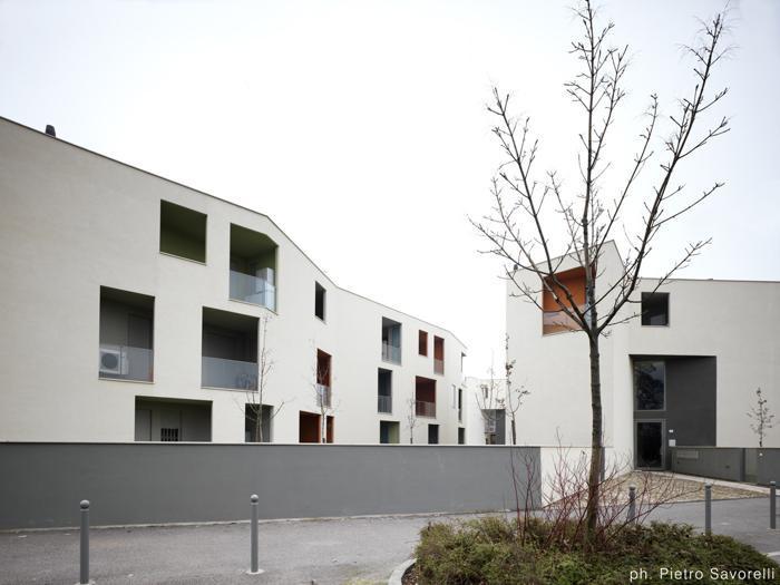 Lbla  Partners, Parcoverde Housing Complex (Italia)
