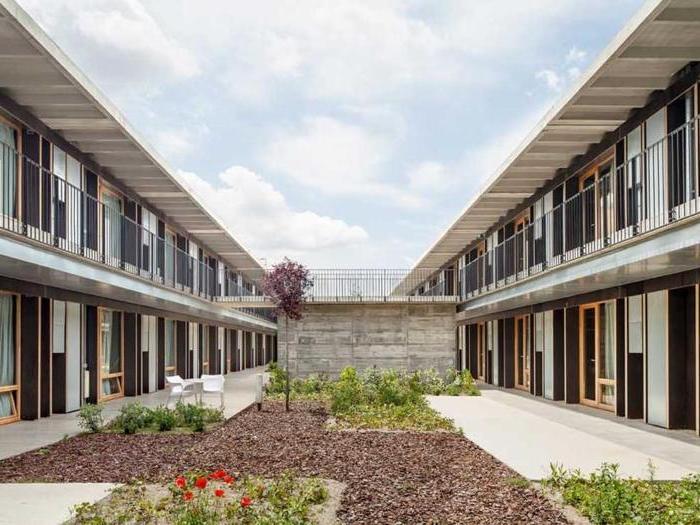 Harquitectes dataAE,  Student Housing (Spagna)