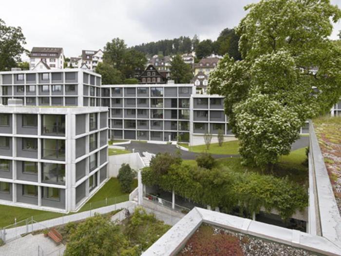 Durisch  Nolli Architetti Sagl , Student Housing (Svizzera)