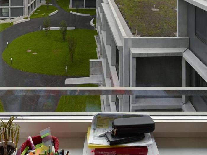 Durisch+Nolli Architetti Sagl,  student housing (Svizzera)