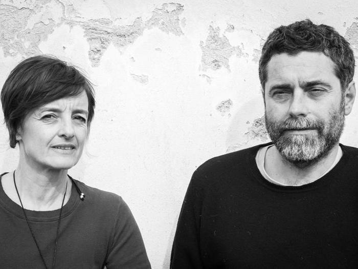 Gli architetti Michela De Poli e Adriano Marangon - Foto:  MADE associati_Adriano Marangon