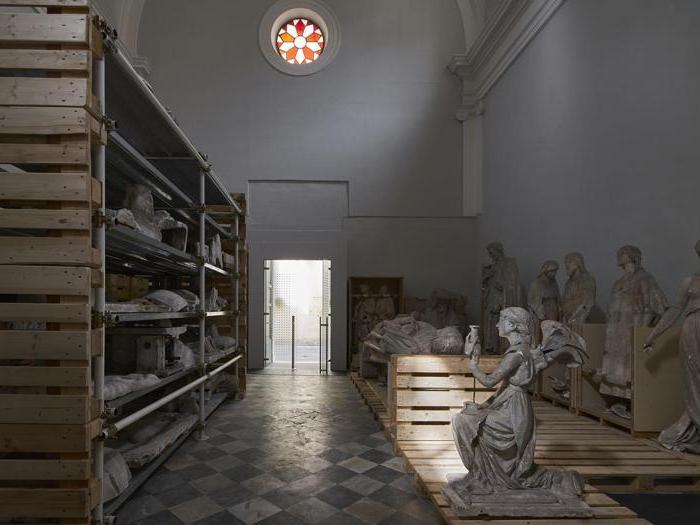 Chiesa di San Pellegrino a Lucca - Progetto di recupero di Patrizia e Saverio Pisaniello (studio Microscape)